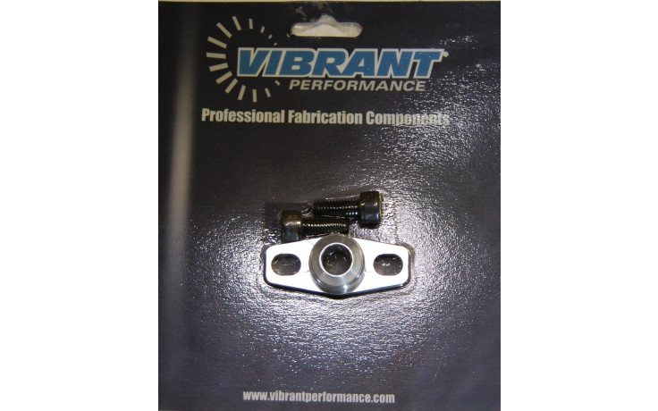 Vibrant Oil Drain Fitting Gt25R-35R -10AN Flare