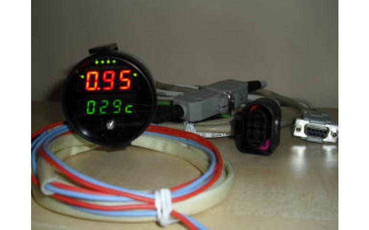 EAW-52 RoundV2 WBO2 & EGT Controller