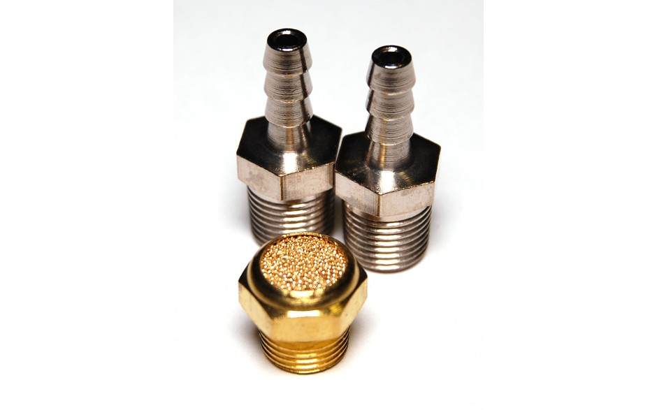 Electronic Boost Control Solenoid Fittings